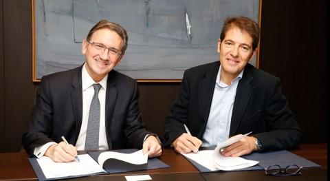 """Ecoembes y Fundación Bancaria """" Caixa"""" sellan alianza empleo verde e inclusivo"""