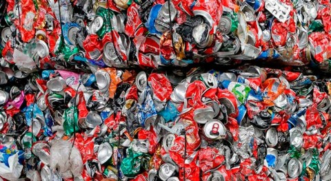 reciclado residuos España se incrementa 3,8% 2016