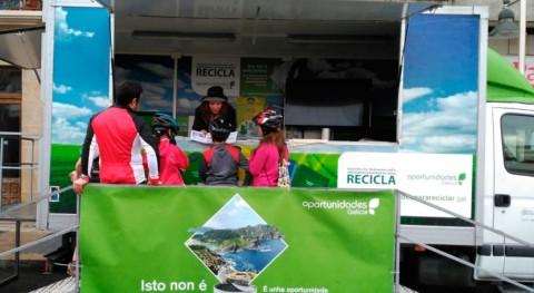 reciclaje llega Copa España Gimnasia Acrobática, Marín