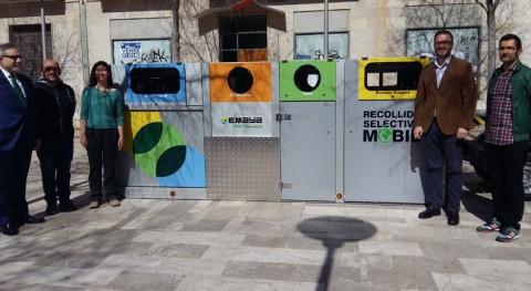 Arranca sistema Recogida Selectiva Móvil centro histórico Palma