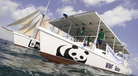 Embárcate WWF Solar: Fondos marinos residuos garantizar conservación