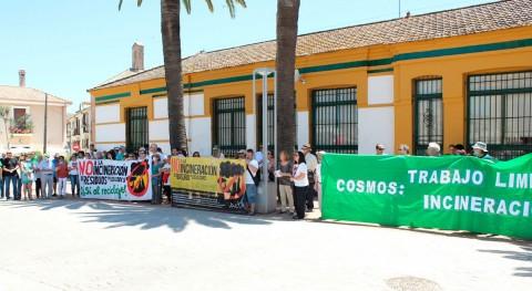 Nace Coordinadora Andaluza luchar Incineración Residuos