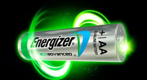 Energizer presenta EcoAdvanced, primera pila mundo fabricada pilas recicladas
