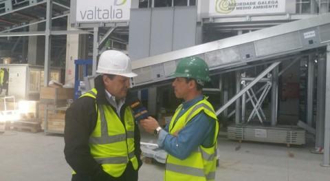 """"""" nueva planta lograremos tratar 100% residuo condiciones óptimas"""""""
