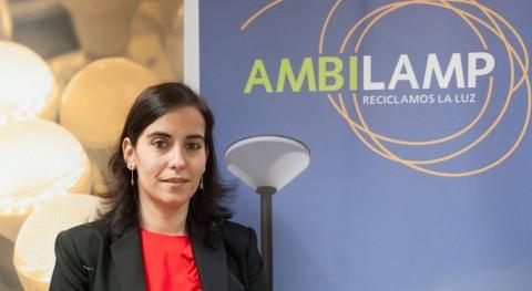 Nueva vida más 174 millones unidades lámparas gracias AMBILAMP