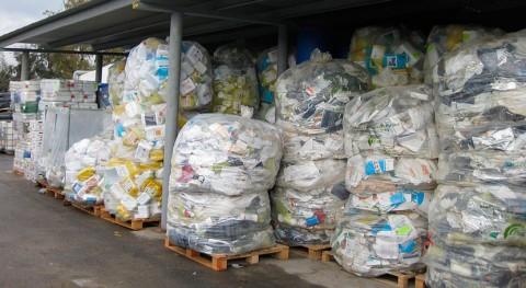 Murcia recicla casi 30.000 kg más envases agrarios respecto al año anterior