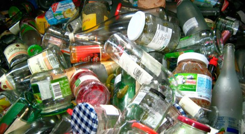 marcha plan incrementar reciclado vidrio verano Costa Sol Occidental