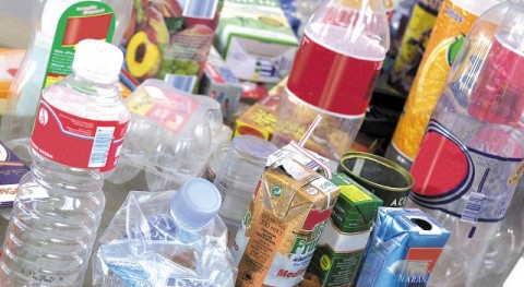 Innovadora tecnología reciclar envases impresos