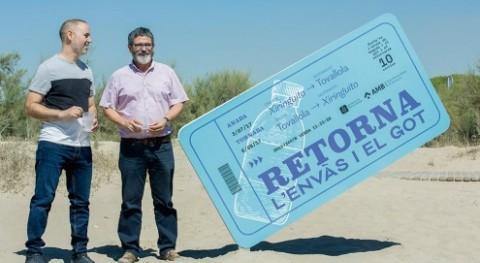 SDDR se pone prueba playa Prat Llobregat