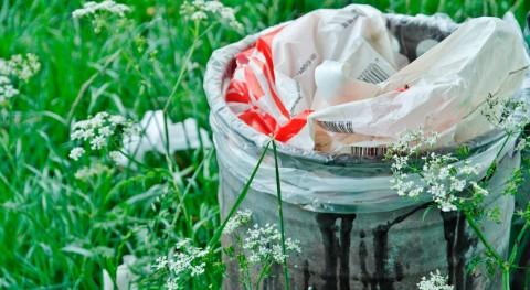 Llamamiento europeo incrementar tasa reciclaje residuos domésticos