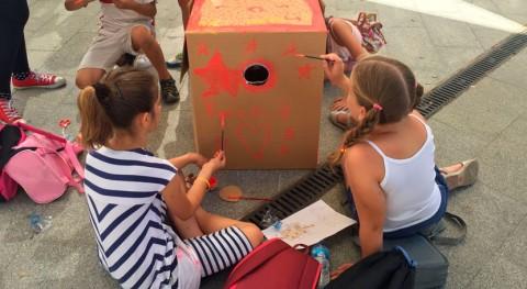 Escolares Alhaurín Grande participan actividades concienciación reciclaje