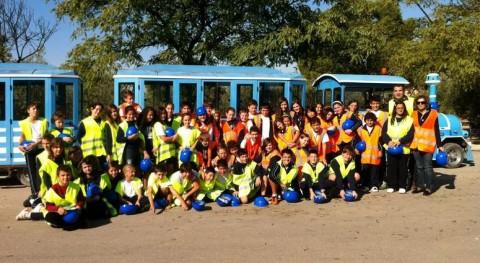 20.000 escolares murcianos descubren viaje que realizan residuos casa eliminación