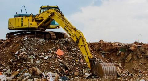 Castilla y León recupera zonas degradadas 133 escombreras Valladolid