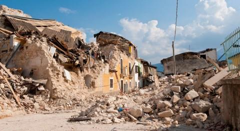 ¿Qué hacer escombros terremoto?