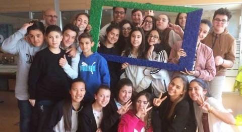 """escuelas Málaga se vuelcan reciclaje RAEE """"Otro Final es Posible"""""""