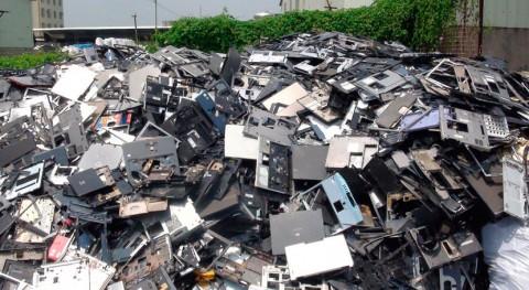 España es país europeo más fraude reciclaje basura electrónica