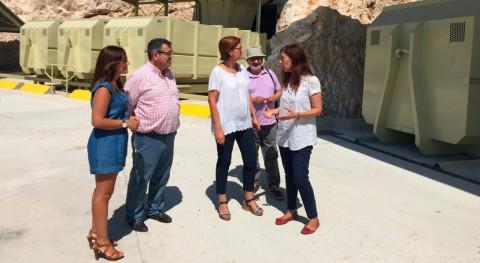 nueva estación transferencia Jumilla mejorará reciclaje residuos y ahorrará costes
