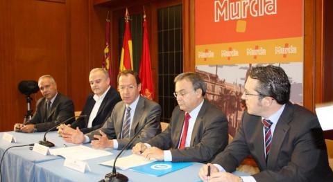 """Acuerdo colaboración planta valorización """"bagazo"""" Murcia"""