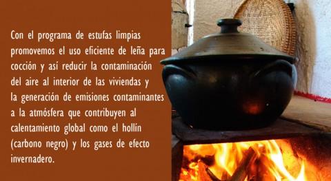 Colombia da conocer avances estufas mejoradas cocción leña