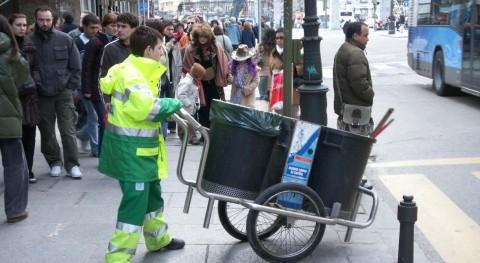 FACUA reclama al Ayuntamiento Madrid mejoras urgentes servicio residuos