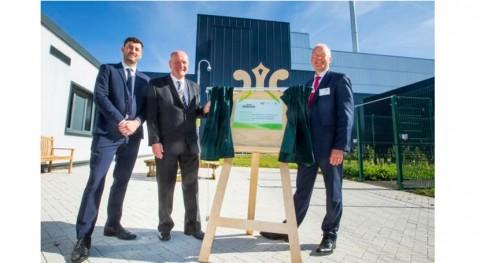 FCC inaugura oficialmente Centro Reciclaje y Recuperación Energía Millerhill