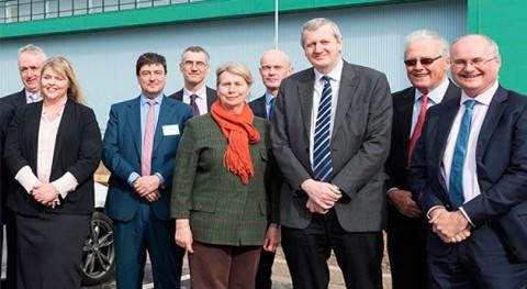 FCC pone marcha Reino Unido novena central valorización energética residuos