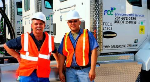 FCC Medio Ambiente renueva contrato residuos depuradoras Houston, Estados Unidos