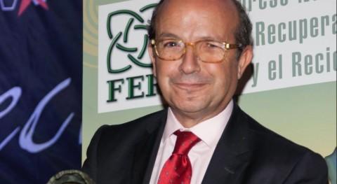 Daniel Calleja, Director Medio Ambiente Comisión Europea, recibe premio Madre Tierra