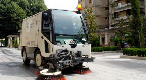 Ferrovial Servicios realizará otro año más limpieza viaria Gernika-Lumo, Bizkaia