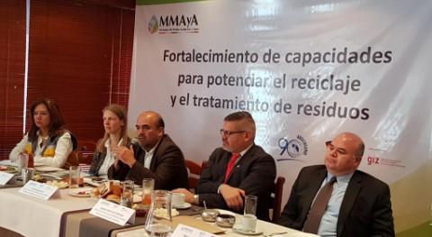 cooperación Costa Rica, Alemania y Bolivia fortalece gestión residuos electrónicos