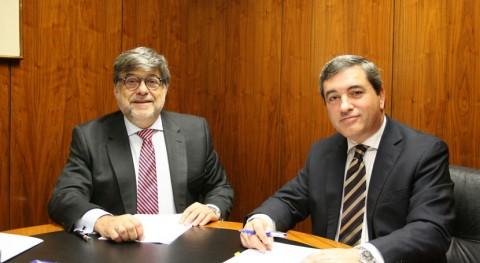 AECIM y Recyclia firman acuerdo facilitar gestión RAEE
