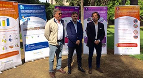 Andalucía duplica habitante kilos RAEE recogidos años 2014 y 2016