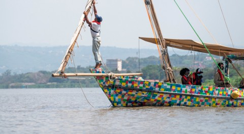 Flipflopi emprende segundo viaje África