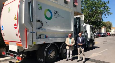 Málaga mejora recogida residuos adquisición nuevos vehículos