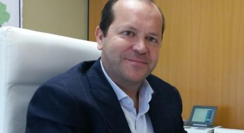 "Javier Domínguez: "" planta compostaje reforzará reciclaje materia orgánica Galicia"""