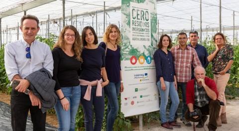 Reinwaste presenta conclusiones alcanzar residuo cero cadena agroalimentaria