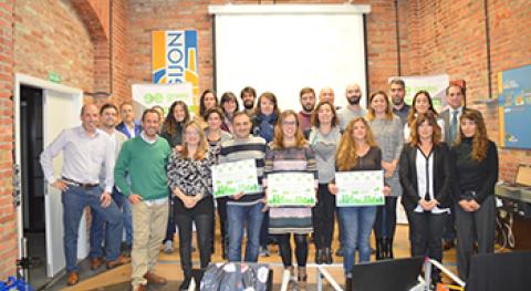 sistema remoto control vertidos gana I edición Greenweekend Gijón