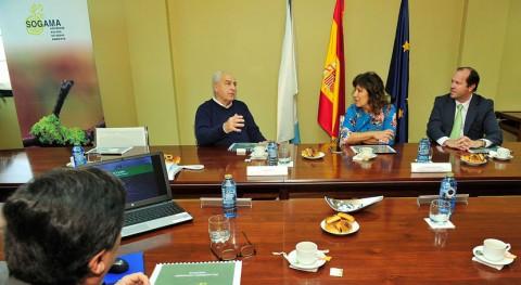 Uruguay se fija modelo modelo gestión residuos gallego