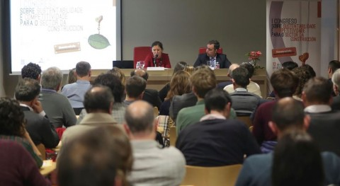 reciclaje residuos construcción, reto sector Galicia