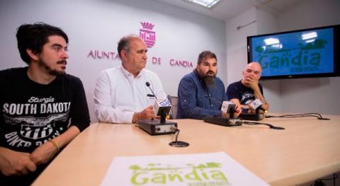 """""""Gandía, ciudad reciclada"""", programa problemática residuos municipio"""