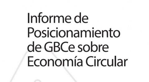 GBCe lanza manifiesto fomento Economía Circular