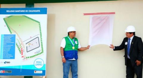 marcha 2 rellenos sanitarios Amazonia mejorar gestión residuos sólidos