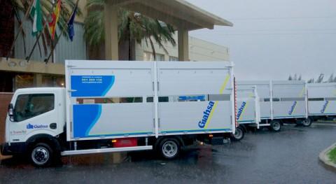 Huelva refuerza servicio recogida residuos voluminosos y enseres
