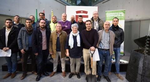 21 municipios Granada participan programa fomentar compostaje