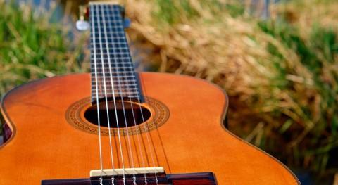Presentada guitarra composite partir compuestos bioresina y fibra lino