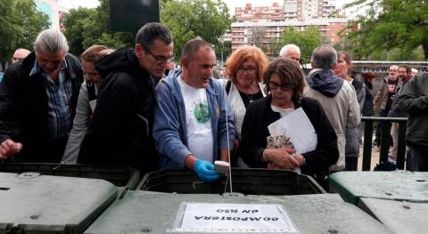 Distrito Hortaleza cuenta primer Área Compostaje Comunitario Madrid