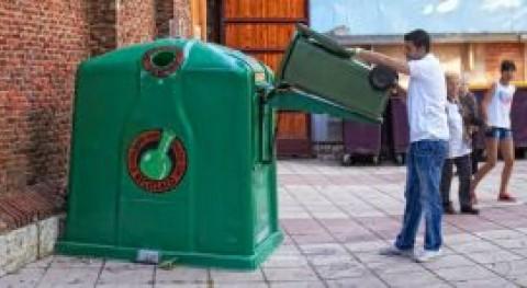 marcha campaña reciclar vidrio Feria Vino Valencia Don Juan