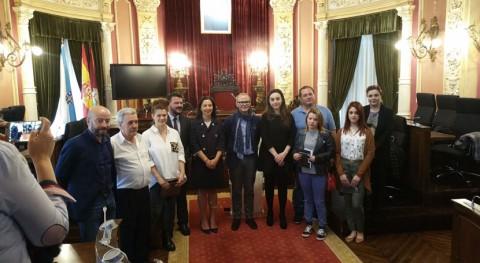 Galicia pide apoyo sector hotelero incrementar reciclaje vidrio Ourense
