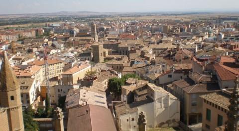 Huesca recurre acuerdo TACPA encomienda gestión servicio limpieza viaria