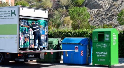 Fundación Humana recolecta 17.573 toneladas textil recuperado España fines sociales